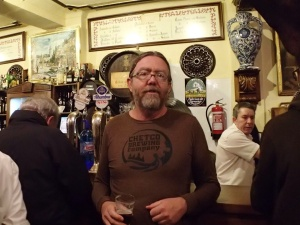 Chetco Brewing in Granada Spain